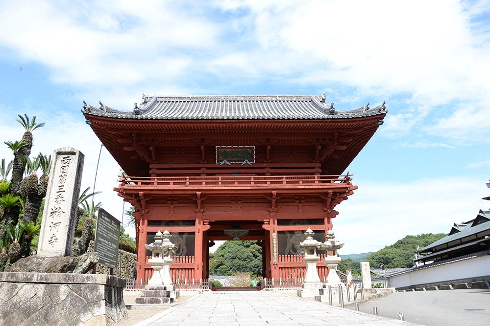 粉河寺(大門)